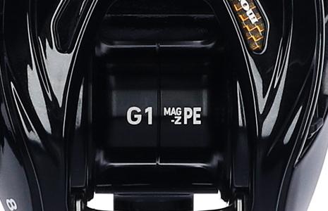 G1ジュラルミンスプール